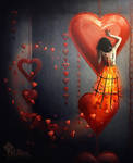 Metal Heart by LilifIlane