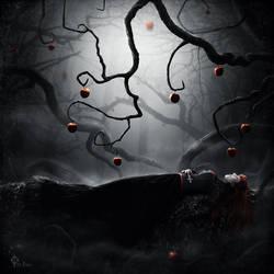 dark apple by LilifIlane