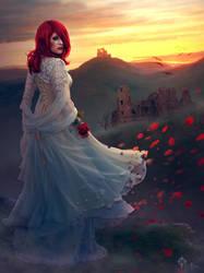Rose dreams by LilifIlane