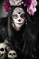 Dia de los Muertos by LilifIlane