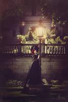 Lady in Black by LilifIlane