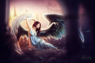 Angel by LilifIlane
