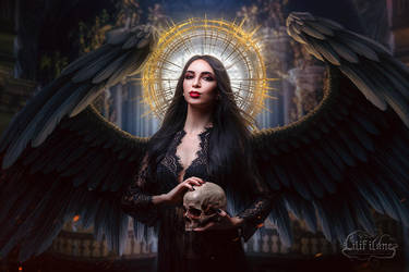 Dark Angel by LilifIlane