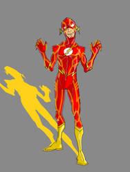 Flash by Hanusen