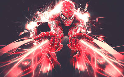 Spider-Man Wallpaper by therealVanilla