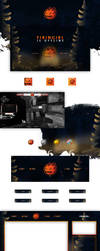 firingirl - Stream Graphics and Overlay by inn21