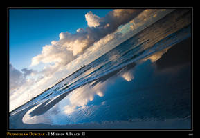 1 Mile of a Beach II by Tanthalos