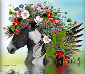 Flower Power by Nitwitbrit