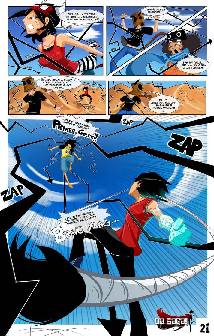 DA saga 21 especial color by ZeyJin