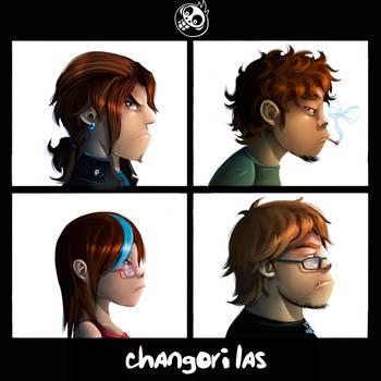 Changorias by ZeyJin