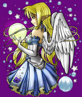 Elf Angel by Beltxa
