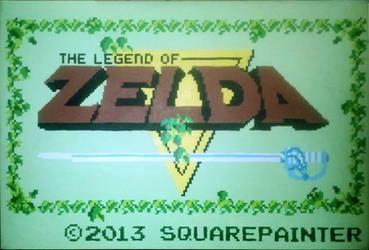 The Legend Begins by Squarepainter
