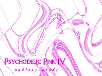 Psychodelic.Pink IV by endless-winds