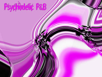 Psychodelic.Pink.Black by endless-winds