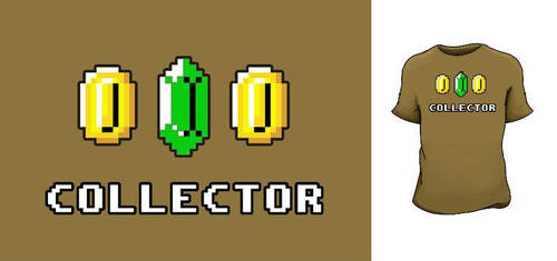 Collector by narrated