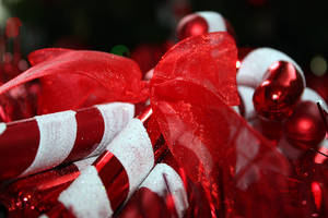 Christmas Candy Canes by DorotejaC