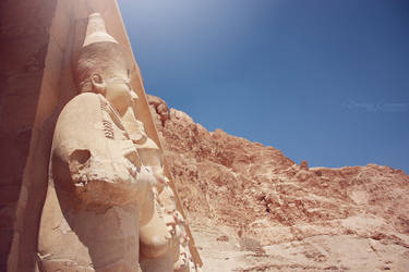 Osiris Statues by DorotejaC