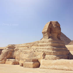 The Sphinx by DorotejaC
