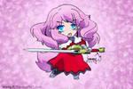 Mizuki Himeji Summon (Baka to Test!) by JimmyJS
