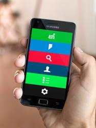 Nearby Mobile App Teaser by Forrestdf