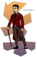 Duke Paetus Kirus by Timetower