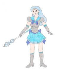 Sailor Kyurem by DoctorEvil06
