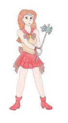 Sailor Groudon by DoctorEvil06