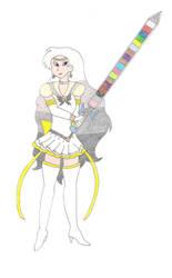Sailor Arceus by DoctorEvil06