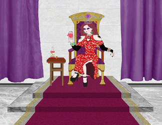 Kneel Before Your Queen version 2 by DoctorEvil06