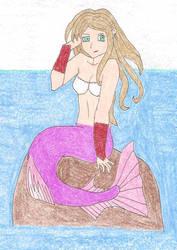 mermaid by DoctorEvil06