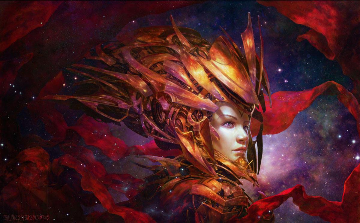 Star Princess by Zezhou