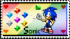 Sonic The Hedgehog Stamp 2 by Sonic8546