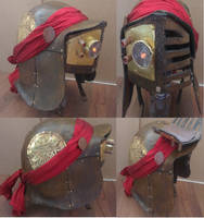 Replica Vinci Helmet by davevdveer