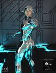 Jesse Scifi Promo by Male-M3Dia