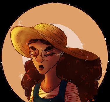 Daisy by MzWaffle