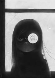 I saw her by the organ. by Klaufir