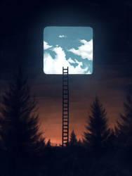 The Escape by Klaufir