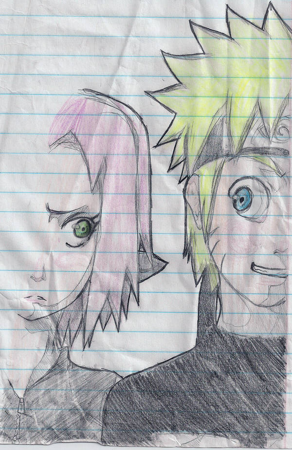 Old Naruto Pic by mexicananime06
