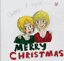 Christmas present for Ari by mexicananime06