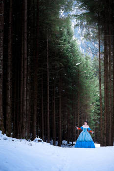 Snowhite Tarsem's Mirror Mirror by lilie-morhiril