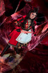 Alice Madness Returns by lilie-morhiril
