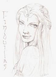 Finduilas by lilie-morhiril