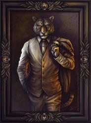 The Puppet Master by DarthiaWolf