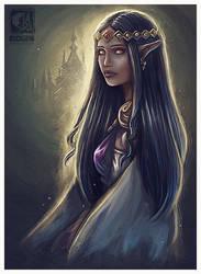Hilda - La de la mala suerte by DarthiaWolf