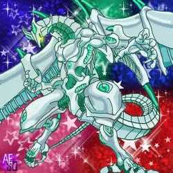 Shooting Star Dragon by AESD