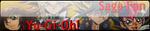 Yu-Gi-Oh! Saga Fan Button (Art Trade) by AESD