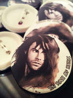 Kili Pin Button Design by Brilcrist