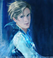 Frozen Elsa Genderbent by Brilcrist