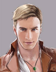 Erwin Smith Potrait by Brilcrist