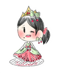 Cherry Princess by IceCreamLink